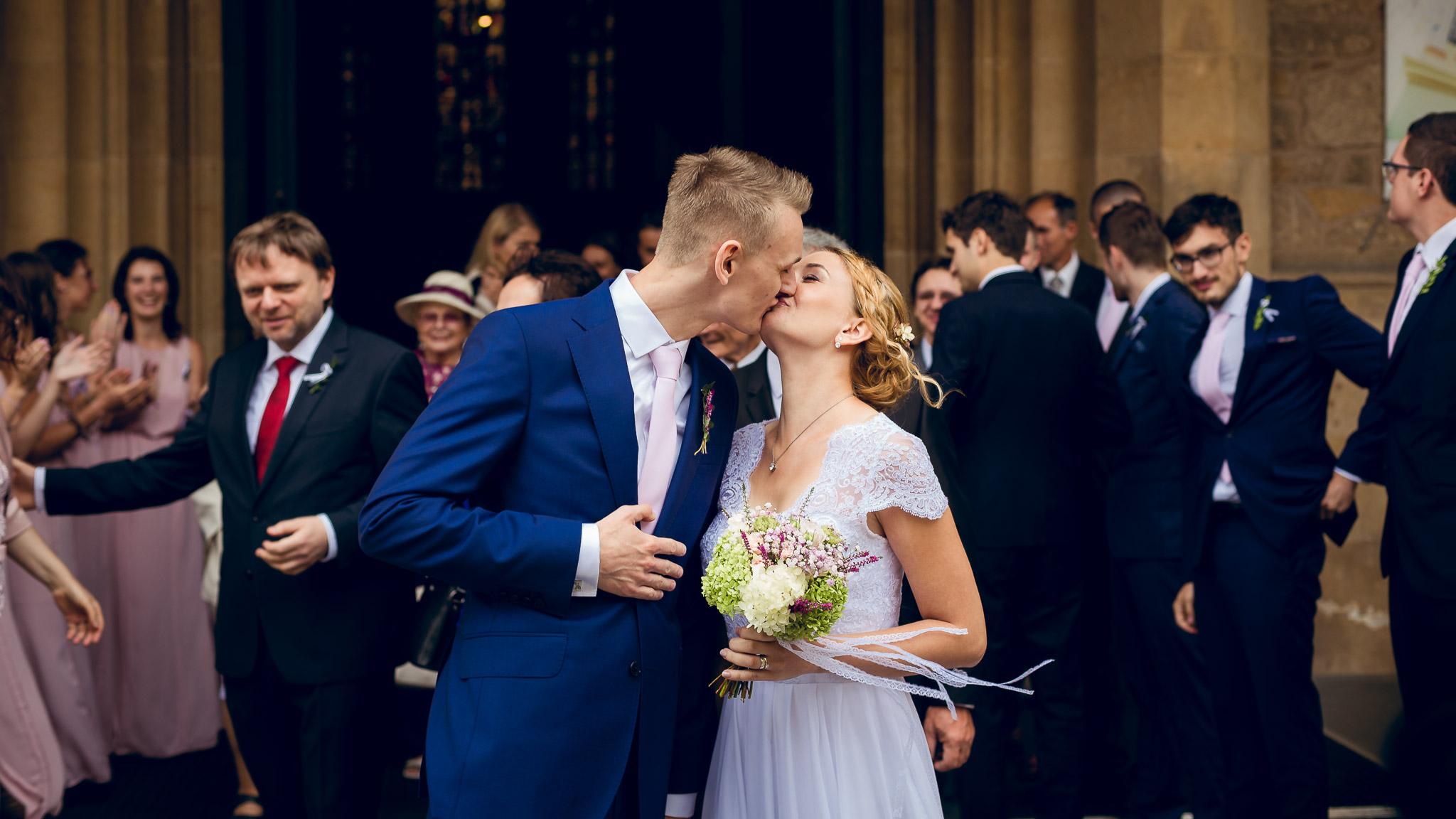Svatba Janči a Martina