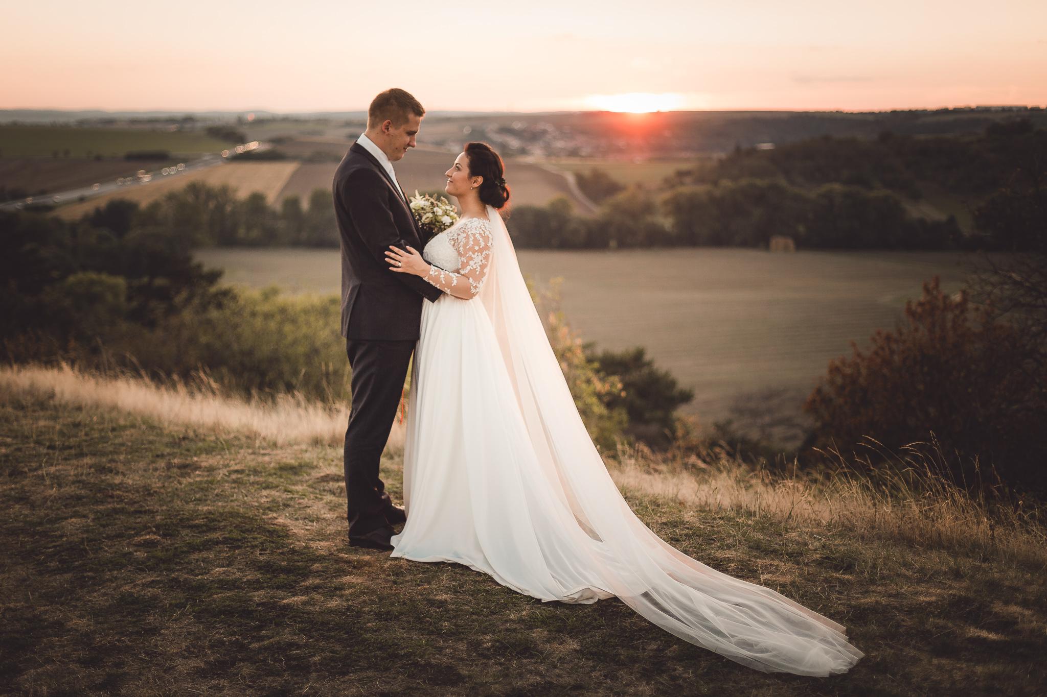 Svatba Kristýny a Vojty v Brně